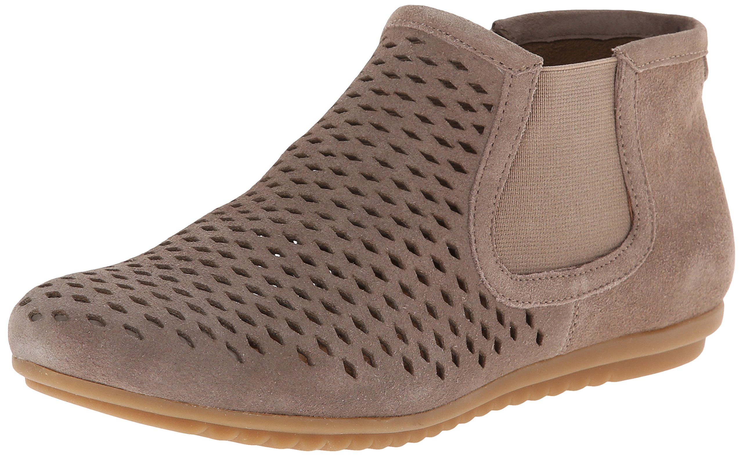Rockport Cobb Hill Women's Izzy CH Flat,Taupe,7 M US
