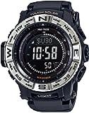[カシオ] 腕時計 プロトレック 電波ソーラー PRW-3510-1JF ブラック