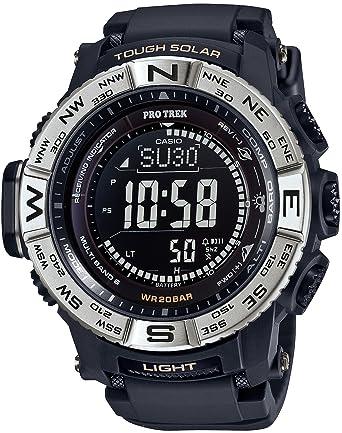 707e73253b Amazon | [カシオ]CASIO 腕時計 プロトレック 電波ソーラー PRW-3510-1JF ...