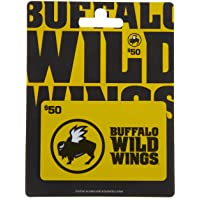 BestBuy.com deals on $50 Buffalo Wild Wings Gift Card