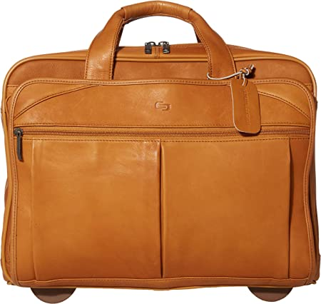 Solo New York Walker Leather Luggage