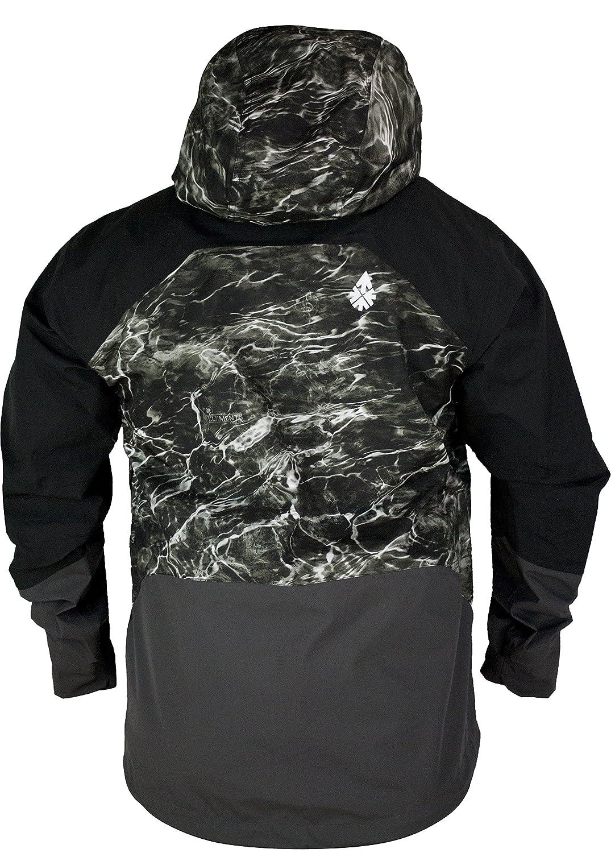 COMPASS 360 D300 Rain Jacket in Mossy Oak Elements Agua