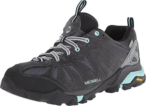 Ladies Merrell Lace Up Trainers Capra