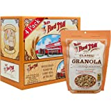 Bob's Red Mill Natural Whole Grain Granola, 12-ounce (Pack of 4)