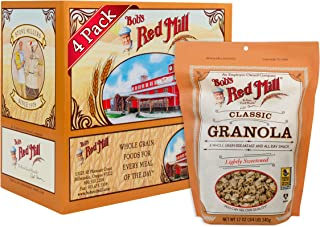 product image for Bob's Red Mill Resealable Classic Granola, 12 Oz (4 Pack)