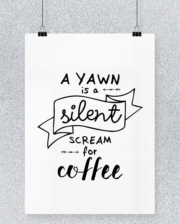 Compra Hippowarehouse A Silent Scream For Coffee Cartel ...