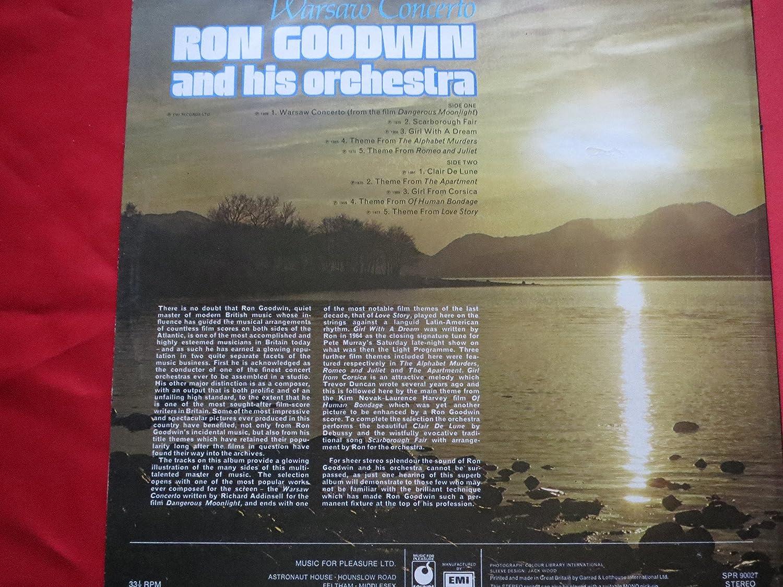 Ron Goodwin - Warsaw Concerto - : Ron Goodwin: Amazon.es: Música
