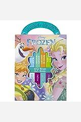 Disney - Frozen My First Library Board Book Block 12-Book Set - PI Kids Board book