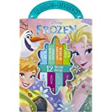 Disney - Frozen My First Library Board Book Block 12-Book Set - PI Kids