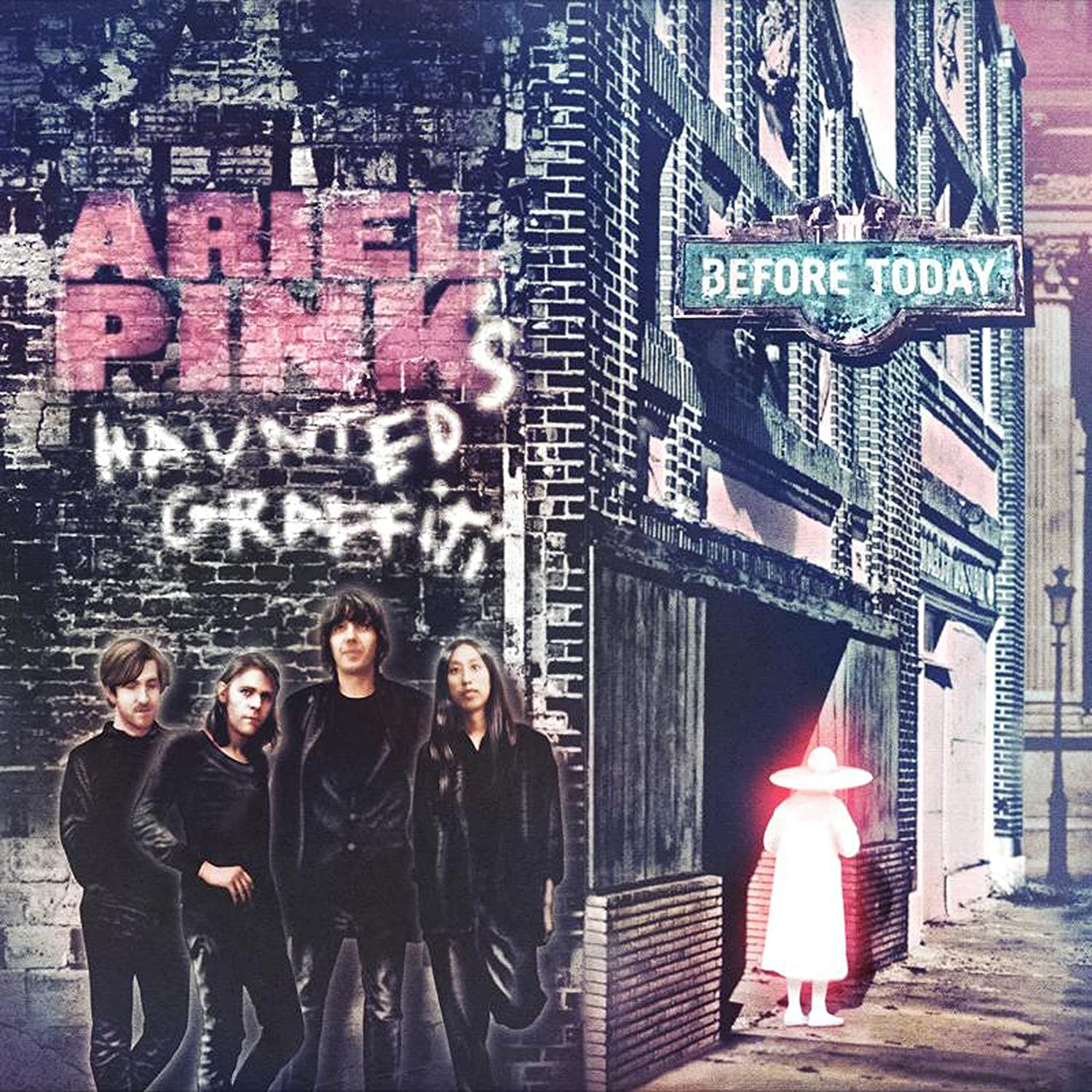 Ariel Pink S Haunted Graffiti Before Today Amazon Com Music