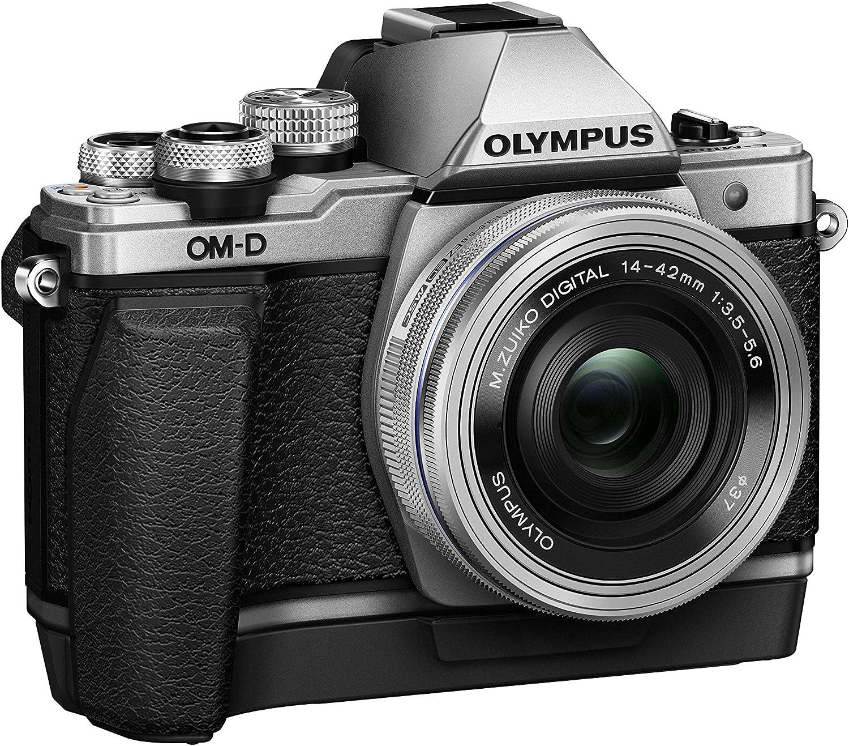 Olympus Ecg 3 Handgriff Für Om D E M10 Mark Ii Kamera