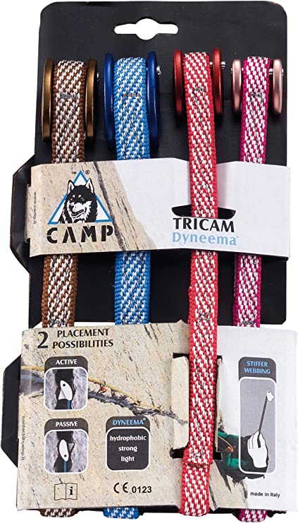 Camp Tricam Dyneema Set - 4 pcs 2018
