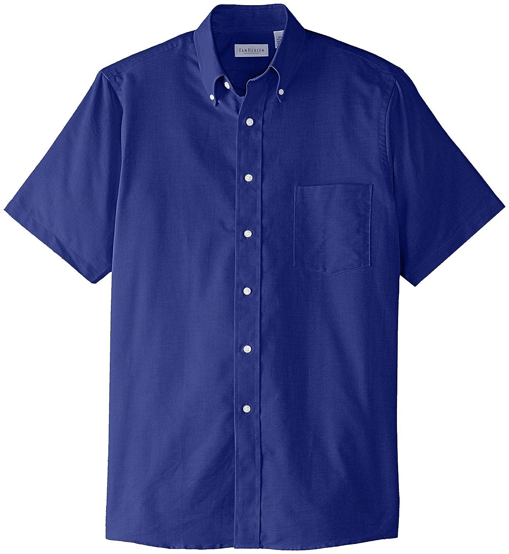 Van Heusen APPAREL メンズ ユニセックスアダルト B003BTEX5U L|English Blue English Blue L