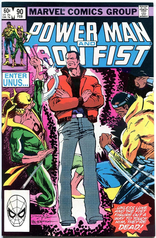 Marvel Comics Iron Man Issue 90!
