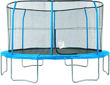 Amazon.com: JumpKing JK13SO17-DAL - Trampolín y sistema de ...