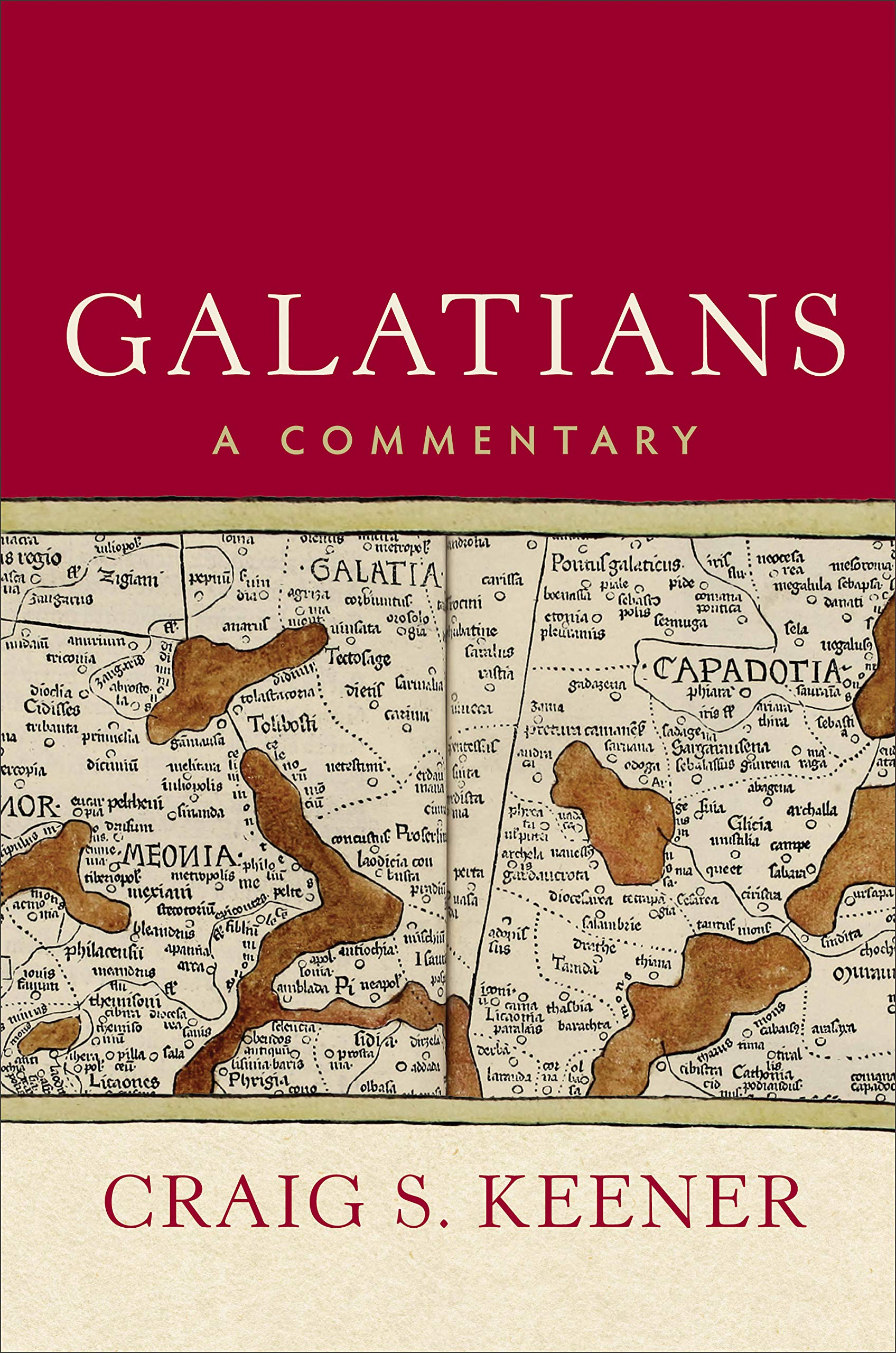 A Theological Study of The Book of Galatians