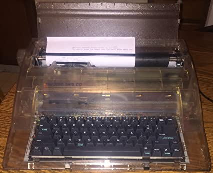Swintec Typewriter 2410