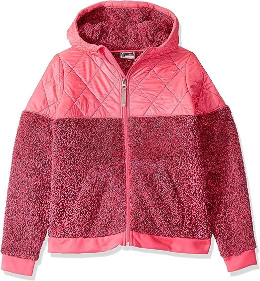 Spyder Active Sports Girls Park Hoodie Jacket Small Majesty