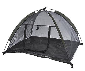 mdog2 al Aire Libre Malla Mascota Tienda de Camping con Varilla de Fibra de Vidrio,