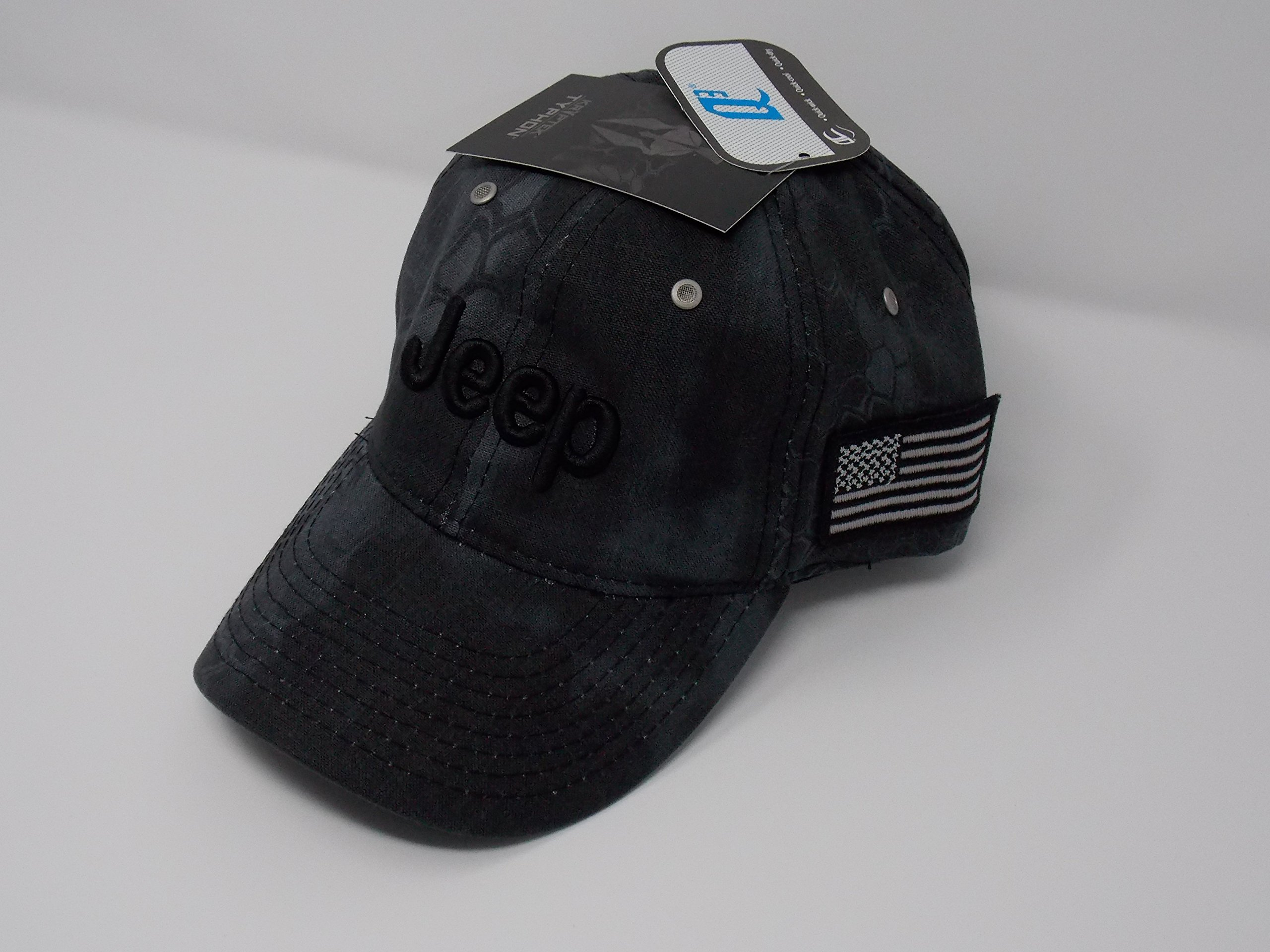 Jeep Charcoal Typhon Camo Cap by Jeep (Image #2)