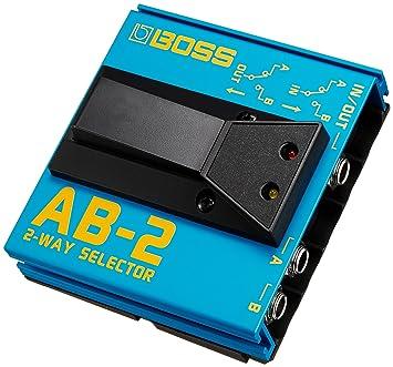 Amazon | BOSS 2-way Selector A...