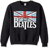 Bravado Mens The Beatles Distressed British Flag