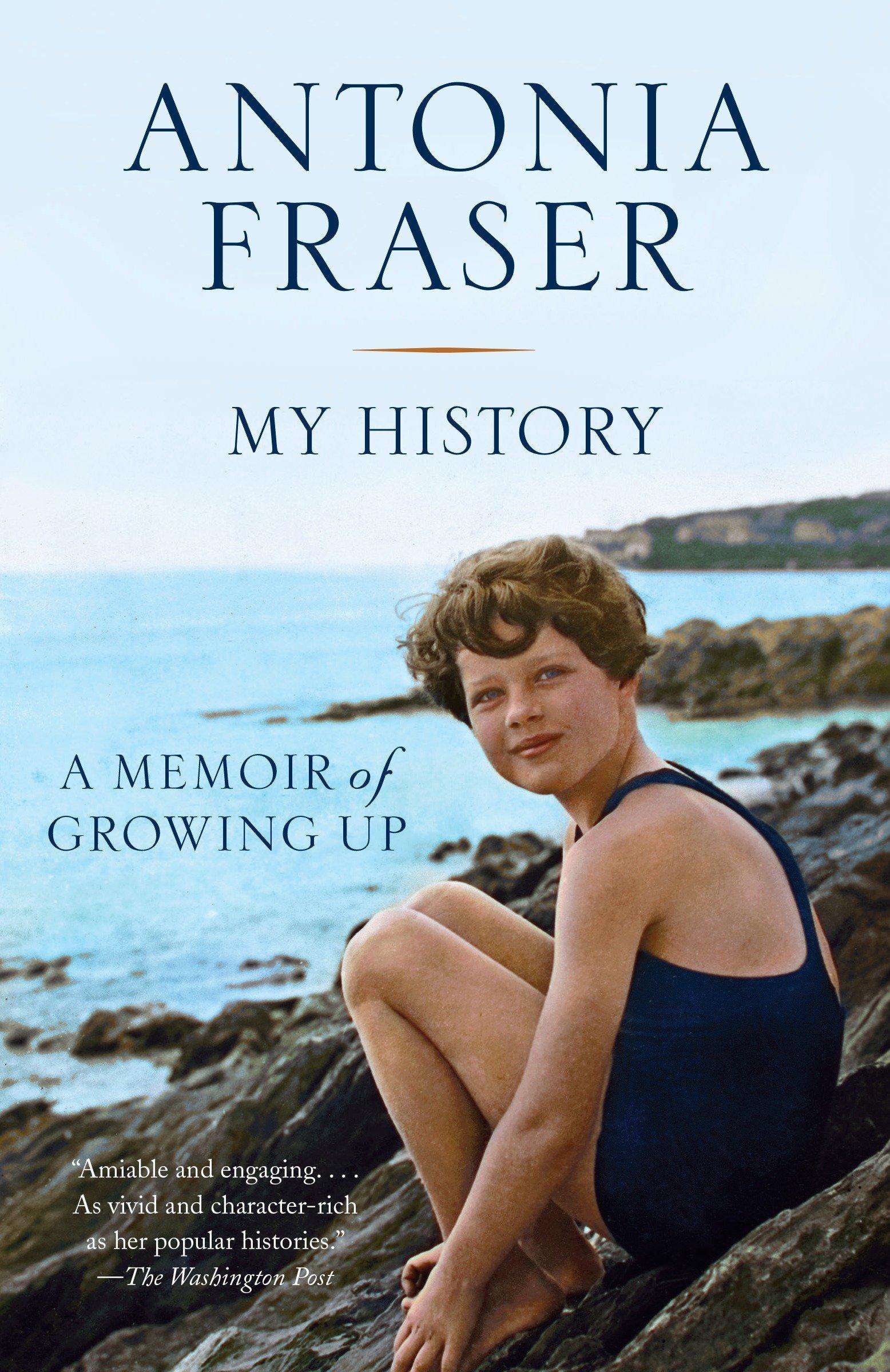My History: A Memoir of Growing Up pdf