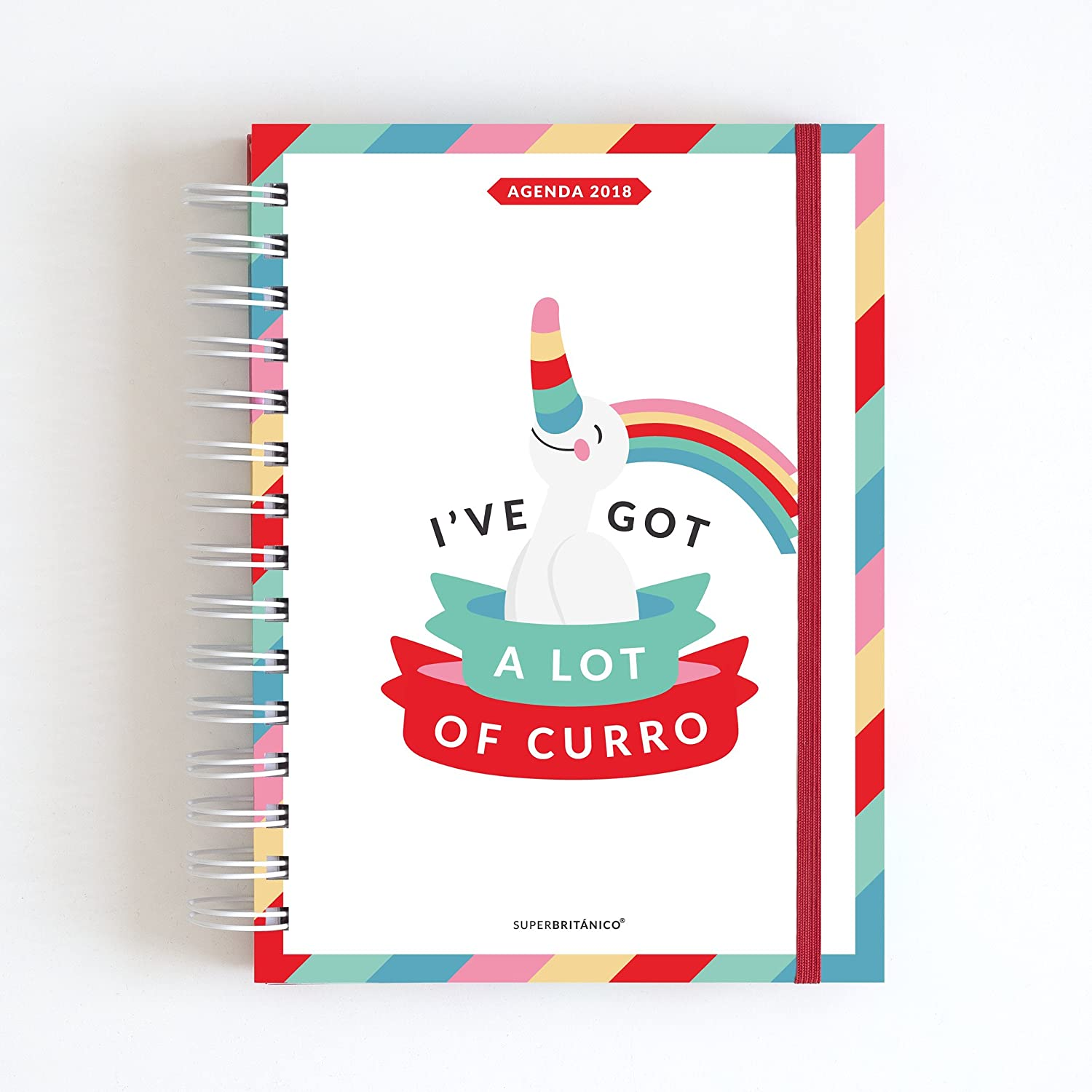 Agenda 2017-18 Superbritánico Ive Got a Lot of Curro ...