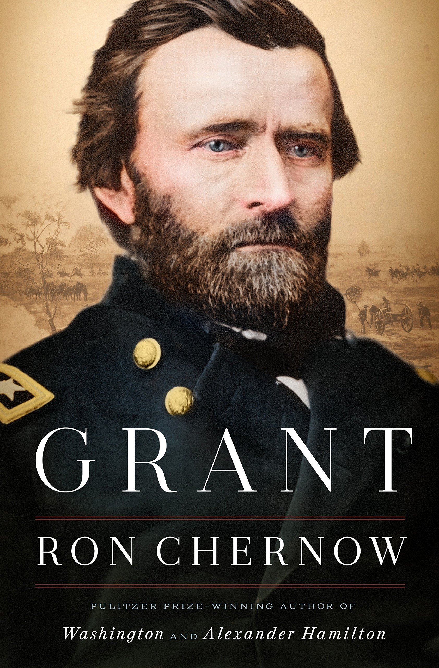 Image result for Grant, 2017 By: Ron Chernow