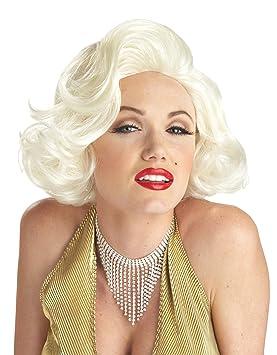 Générique pe860 – Peluca – Marilyn – Talla única