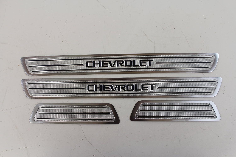 Genuine GM Accessories 17802221 Door Sill Plate