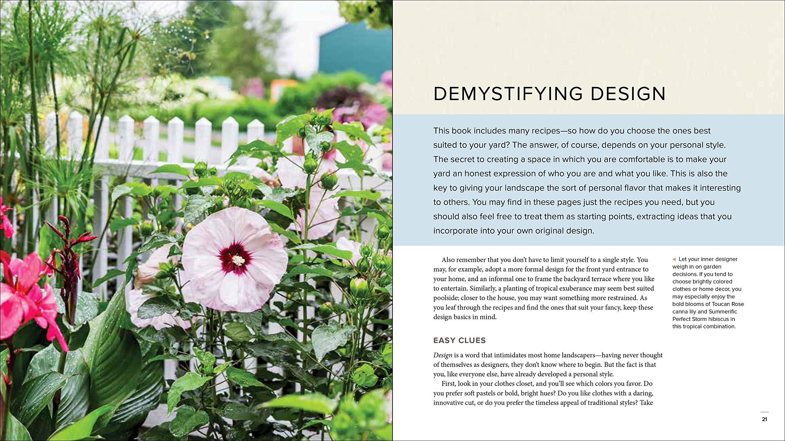 The Proven Winners Garden Book: Simple Plans, Picture-Perfect Plants