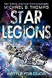 Battle for Cilicia (Star Legions Book 1) (English Edition)