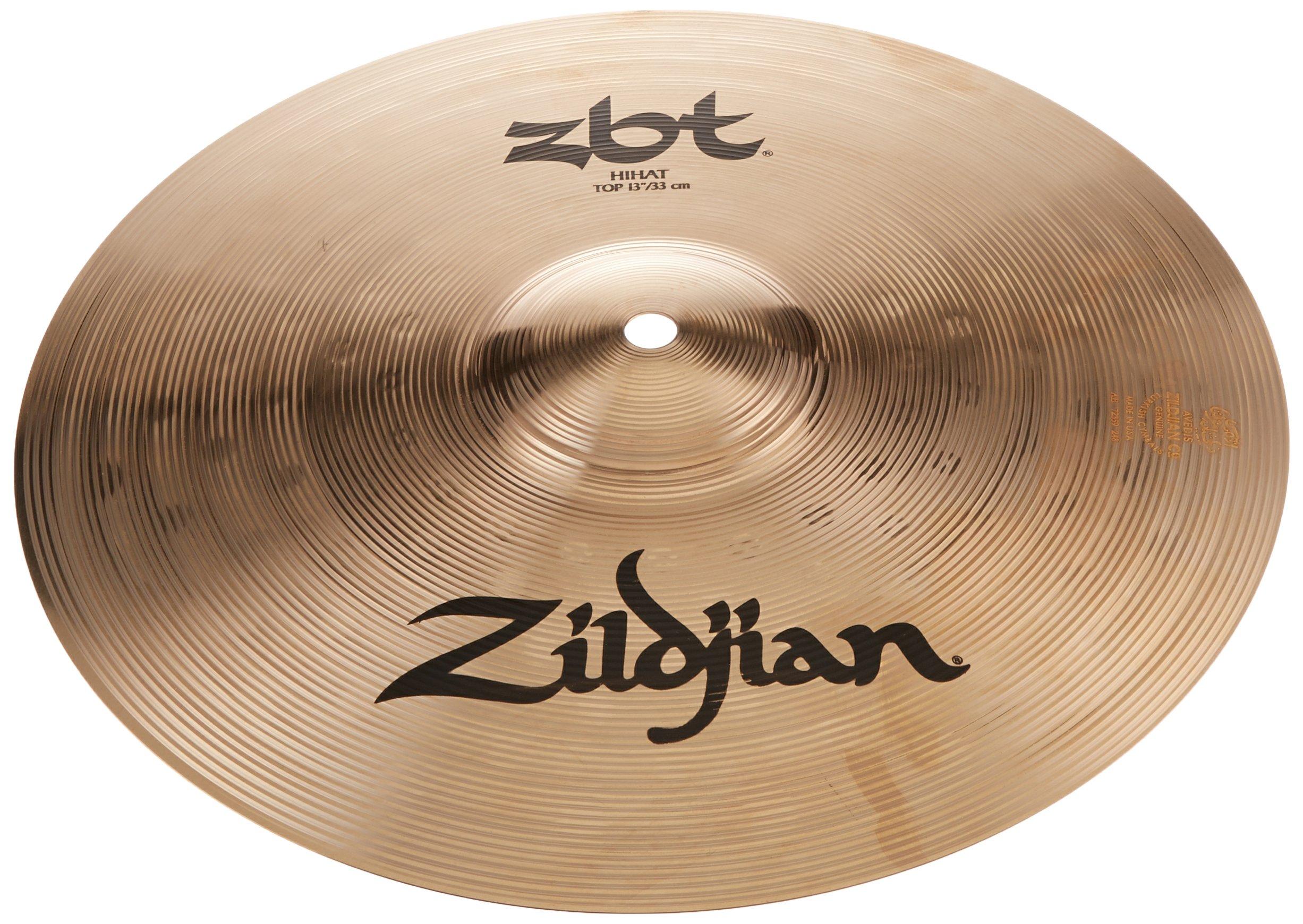 Zildjian ZBT 13'' Hi Hat Top Cymbal by Avedis Zildjian Company