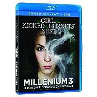 The Girl Who Kicked the Hornet's Nest / Millènium 3 (Bilingue) [Blu-ray + DVD]