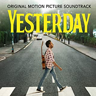 Book Cover: Yesterday Soundtrack