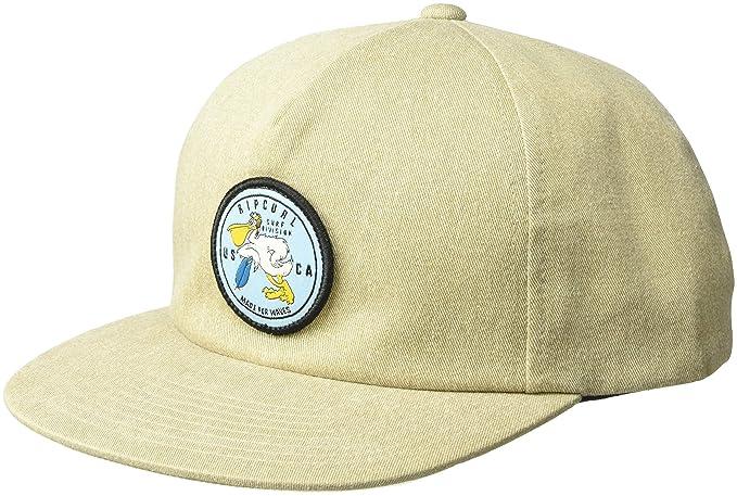 Rip Curl Hombre Sombrero - Beige - Talla única: Amazon.es: Ropa y ...