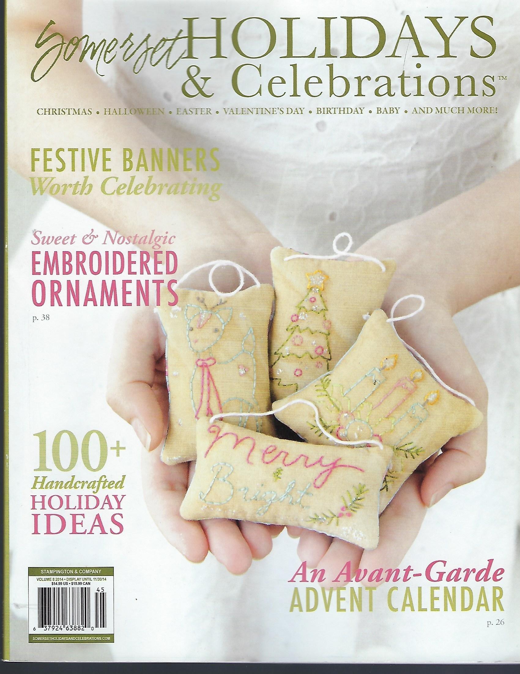 Somerset Holidays & Celebrations (2014) pdf epub