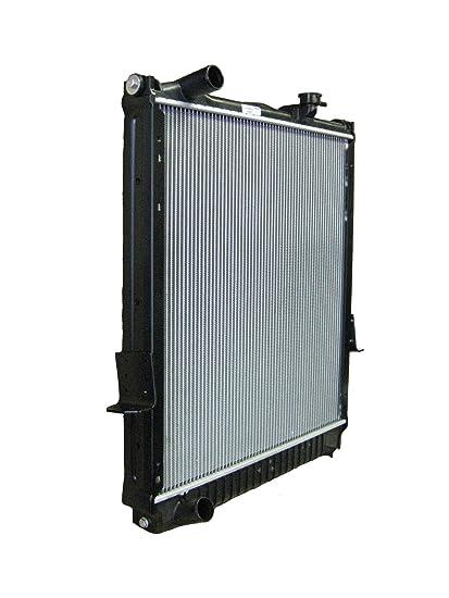 91bEPOIY%2BwL._SY550_ amazon com radiator isuzu npr nqr nrr 1999 2004 diesel motor 4 8