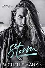 STORM: Childhood Best Friends To Lovers Romance Kindle Edition