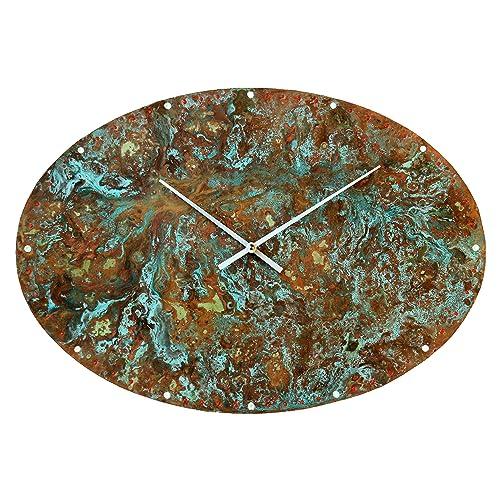 20 inch farmhouse clock