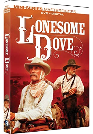 Lonesome Dove - MiniSeries Masterpiece - DVD + Digital