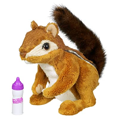 FurReal Friends Newborn Chipmunk [Toy]: Toys & Games