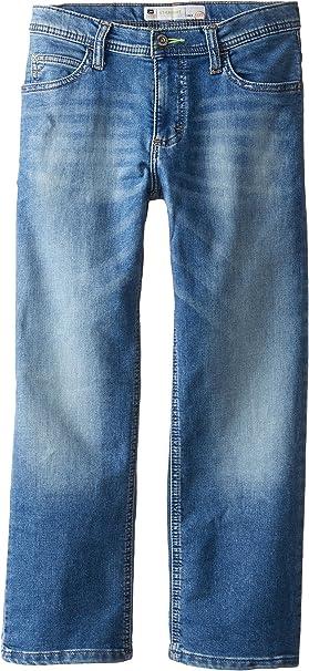 LEE Boys Sport Straight Fit Knit Jeans