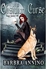 Obsidian Curse (Stacy Justice Mysteries Book 6) Kindle Edition