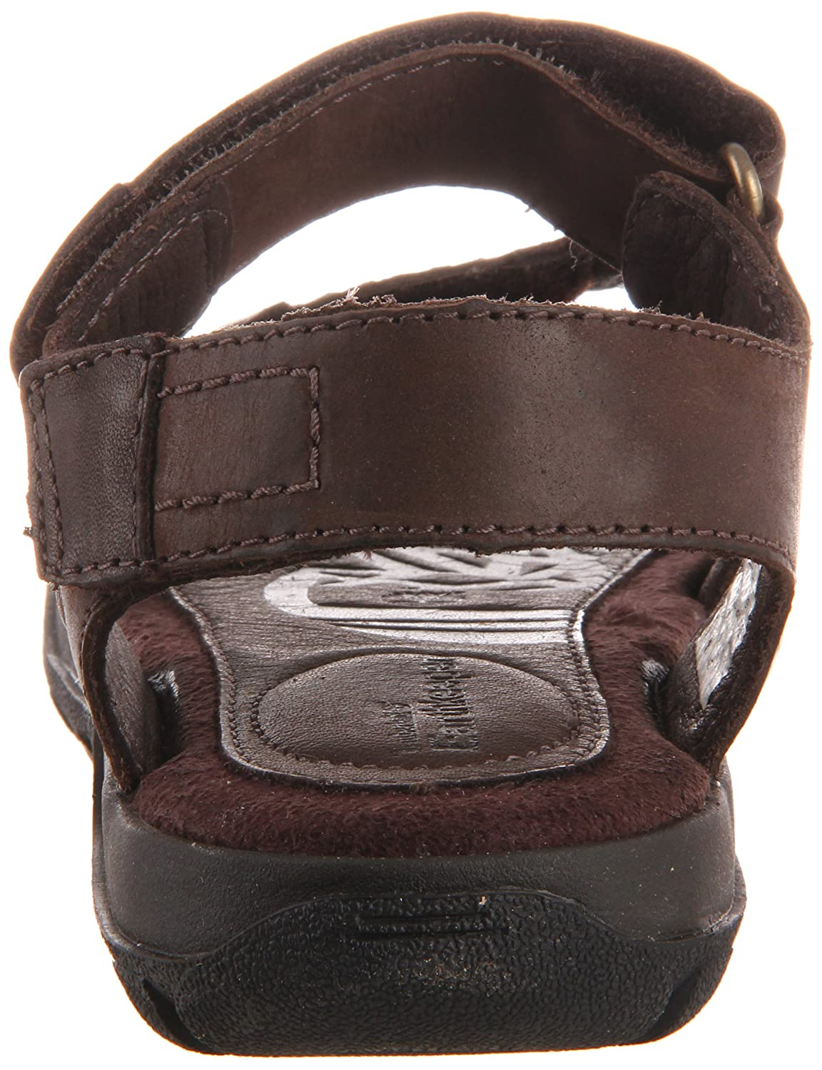 Amazon.com | Timberland Pirates Cove 3 Strap Sandal (Toddler/Little Kid/Big Kid), Brown, 7 M US Toddler | Sandals