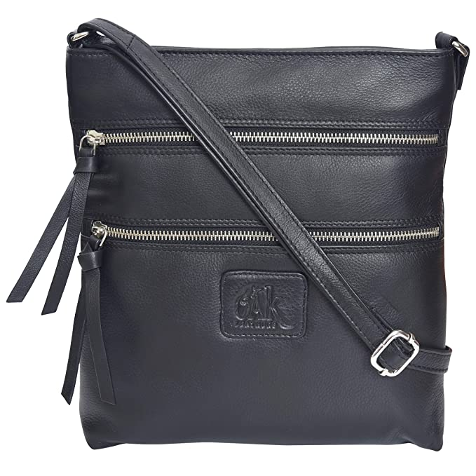 beauty official shop popular brand Leather Crossbody Purses and Handbags for Women-Premium Crossover Bag Over  the Shoulder Womens