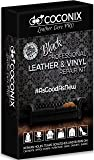 Coconix Black Leather Repair Kits for Couches - Vinyl & Upholstery Repair Kit for Car Seats, Sofa & Furniture - Liquid…