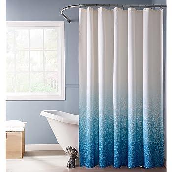 DS BATH Ombre Shower Curtain Popular Shower Curtain Mildew