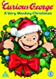 Curious George: A Very Monkey Christmas (Includes Christmas Decoration) [DVD]